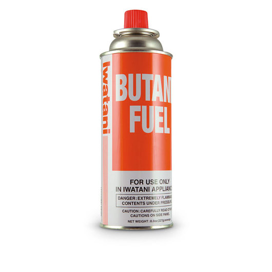 BU-6 Butane Canisters - Case of 12