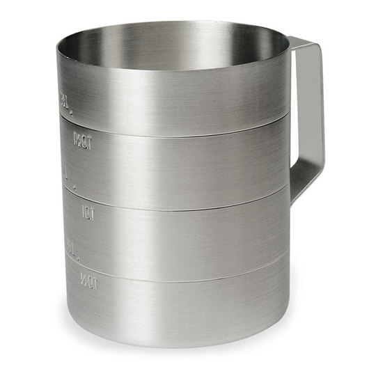 Aluminum Measuring Cup - 2-Quart