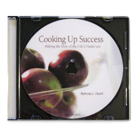 Cooking Up Success: Making the Most of the FACS Food Labs CD