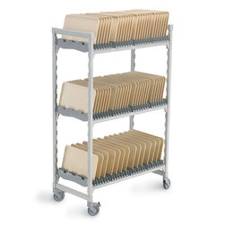 Camshelving Hygienic Vertical Drying Rack