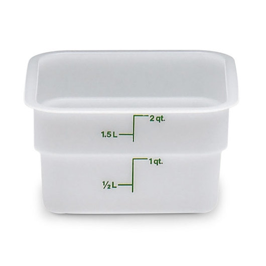 Cambro® CamSquare® Food Storage Containers - 2 Qt.