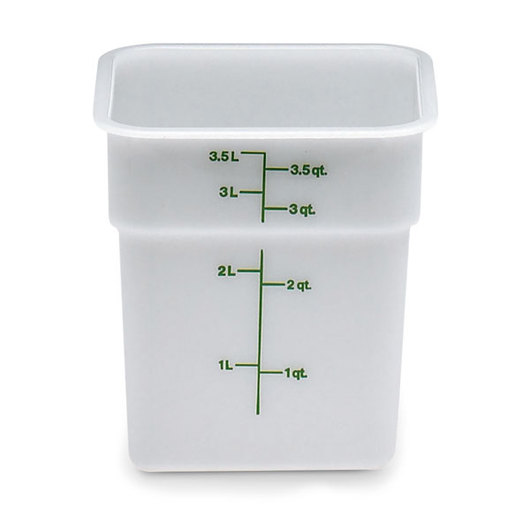 Cambro® CamSquare® Food Storage Containers - 4 Qt.