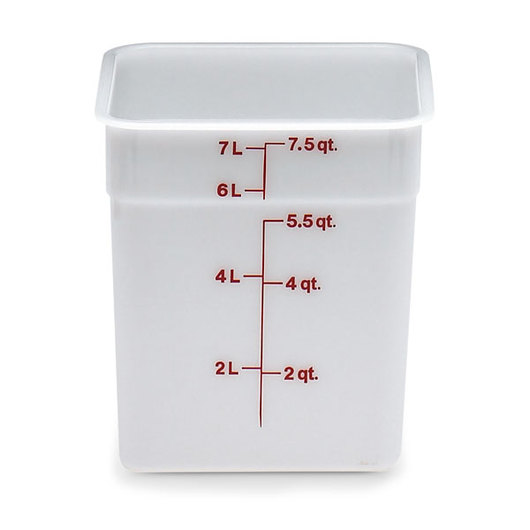 Cambro® CamSquare® Food Storage Containers - 8 Qt.