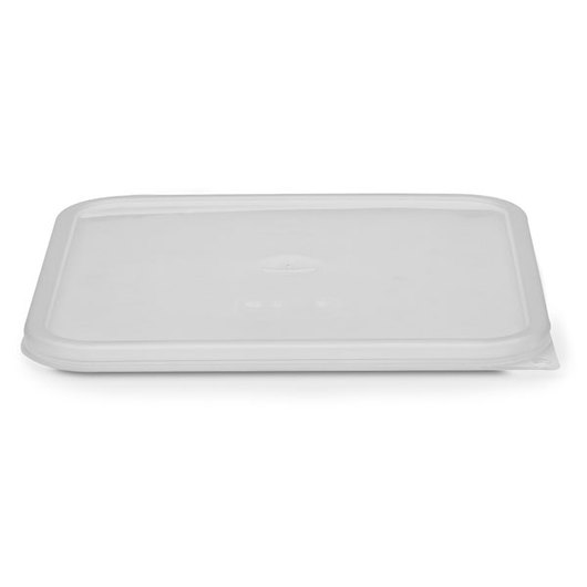 Cambro® Seal Cover for Camwear® Food Storage Containers - Fits 12, 18, and 22 Qt.
