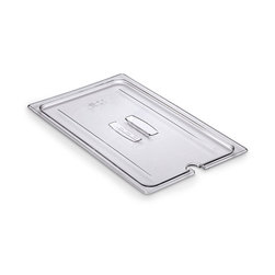 Camwear Polycarbonate Notched Lid With Handles
