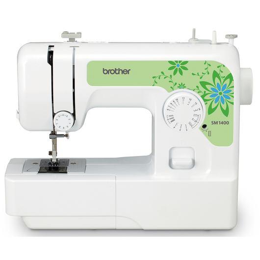 Brother® SM1400 14-Stitch Sewing Machine - 12 in. x 6 in. x 15-1/2 in.
