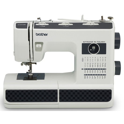Brother® ST371HD Strong and Tough Sewing Machine - 12-3/16 in. x 16-1/8 in. x 7-7/8 in.