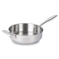 Thermalloy Stainless Steel Sauté Pan