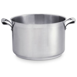 Thermalloy® Stainless Steel Stock Pot - 7-Qt.