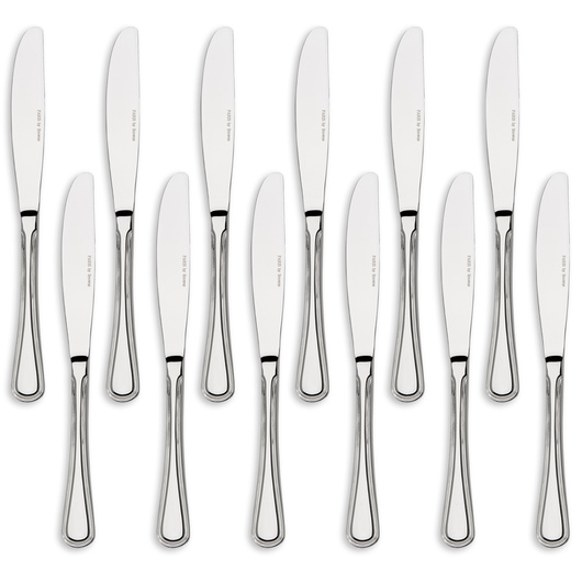 Paris Dinner Knives - Pack of 12