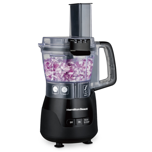 Hamilton Beach® Stack and Snap™ Food Processor