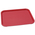 Vollrath® Fast Food Tray - 10 in. x 14 in. - Red
