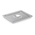 Vollrath® Super Pan V® - Half Size Food Pan Cover - 12-5/8 in. x 10-15/16