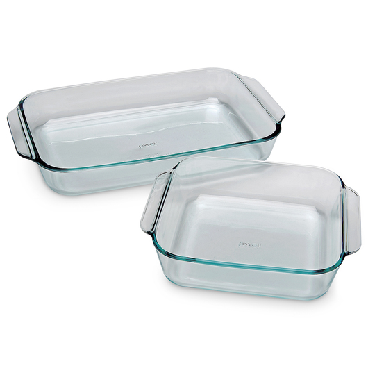 Pyrex® Baking Two-Piece Basic Set