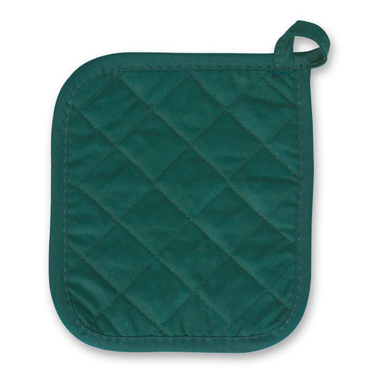 Quilted Potholders - Pkg. of 12 - Green