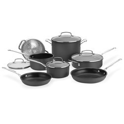 Cuisinart Chef's Classic™ Nonstick Hard Anodized Cookware - 11-Piece Set