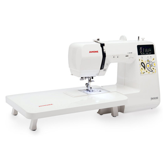 Janome® JW8100 Computerized Sewing Machine