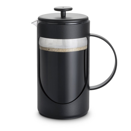 BonJour® Coffee Ami-Matin 8-Cup French Press - Black