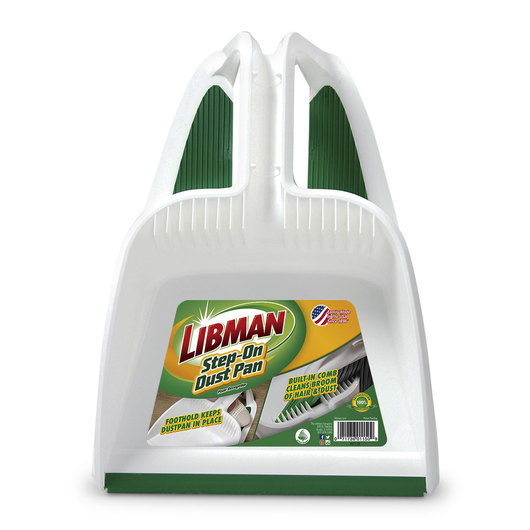 Libman® Step-On Dust Pan
