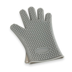 11 in. Silicone Oven Mitt