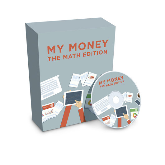 My Money: The Math Edition CD-ROM