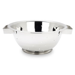 Stainless Steel Colander - 3-Qt.