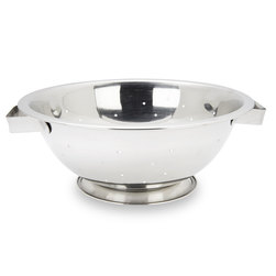 Stainless Steel Colander - 5-Qt.