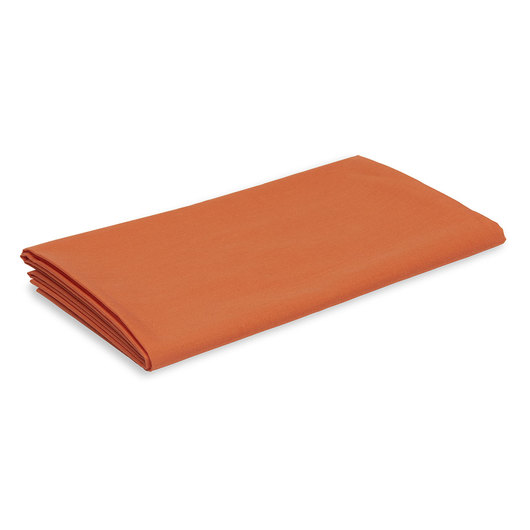 Solid Broadcloth by the Bolt - Orange