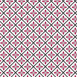 Bali Beauty Fabric by the Bolt - Diagonal