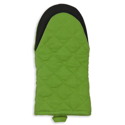 Neoprene Oven Mitts - Pack of 6 - Green