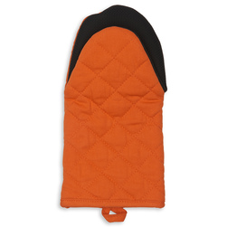 Neoprene Oven Mitts - Pack of 6 - Orange