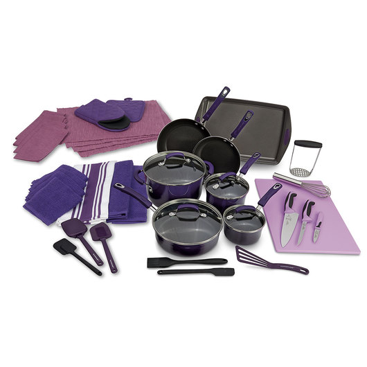Color-Coded Kitchen Supplies Director's Kit - Purple