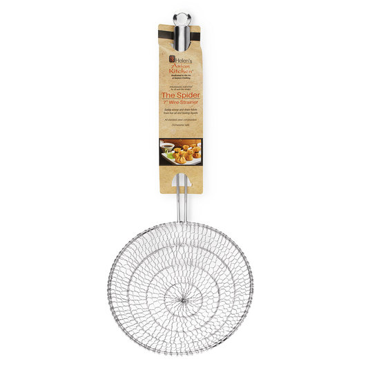 Helen's Asian Kitchen® Spider Strainer