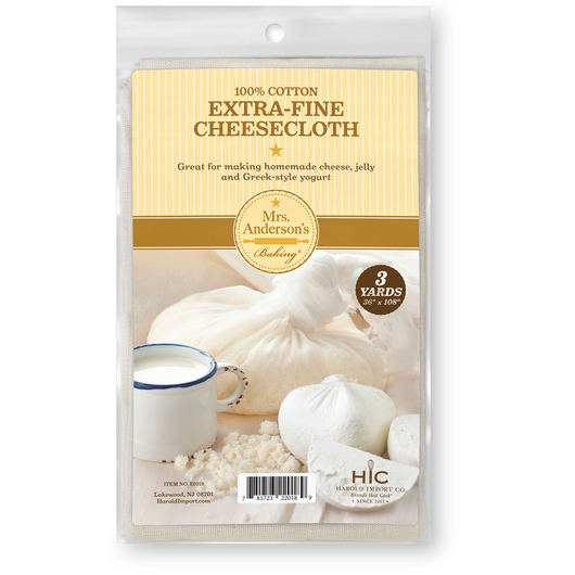 Mrs. Anderson's® Extra-Fine Cheesecloth