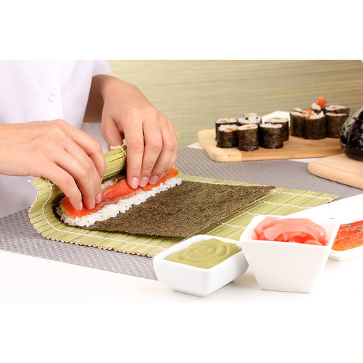 Helen's Asian Kitchen® Sushi Mat with Paddle