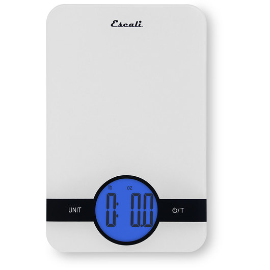 Escali® Ciro Digital Scale - White