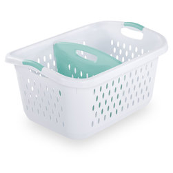 Sterilite® Divided Laundry Basket