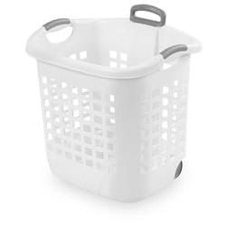 Sterilite® Ultra™ Wheeled Laundry Basket