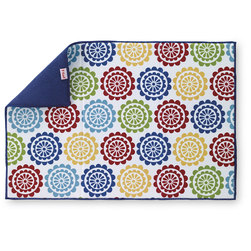 T-fal® Microfiber Drying Mat - Multicolor