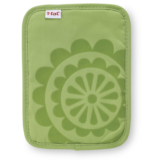 T-fal® Silicone Pot Holder - 9 in. x 6-3/4 in. - Green