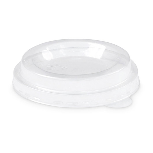 Eco-Friendly - Lids for Noodle Bowl Containers - 4-1/2 in. - 12 oz. - Case of 500