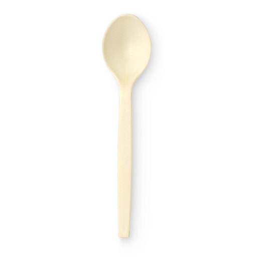 Eco-Friendly Utensils - Spoons - 7 in. - Case of 1,000