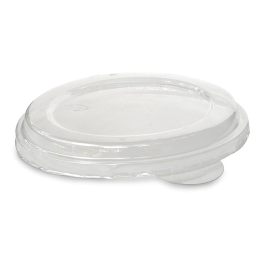 Eco-Friendly Lids for Round Bowl Containers - 7-1/2 in. - 20 oz. - Case of 500