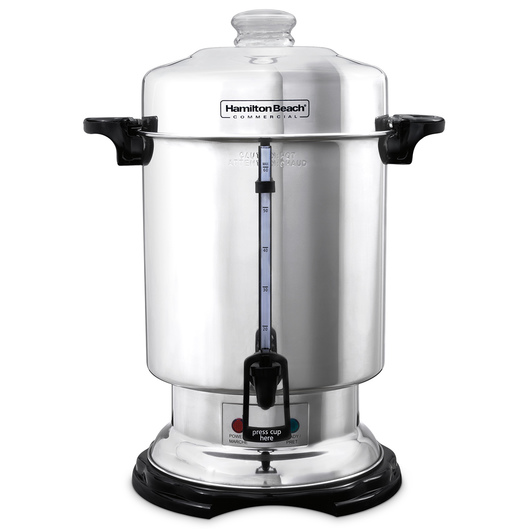 Hamilton Beach® Commercial 60-Cup Coffee Urn