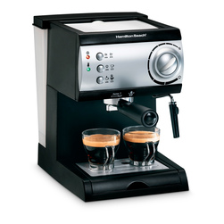 Hamilton Beach® Pump Espresso Maker