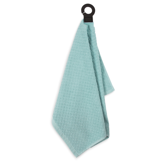 Ritz® Hook and Hang™ Kitchen Towels - Dew