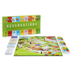 Reservations™: A Culinary and Hospitality Knowledge Game