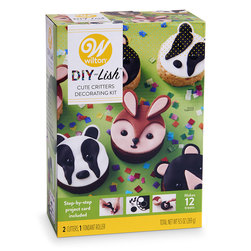 Wilton® DIY-Lish™ Cute Critters Decorating Kit