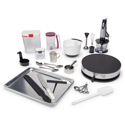 Nasco Crepe Stand Kit