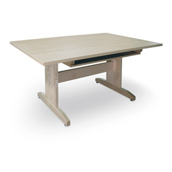 Hann Art Table 42 in. x 60 in. x 29-3/4 in.